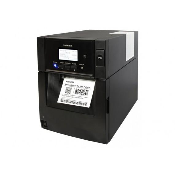 TOSHIBA TEC BA410T  Stampante termica per etichette Metallo 203 dpi