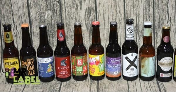 Le più belle etichette di birre