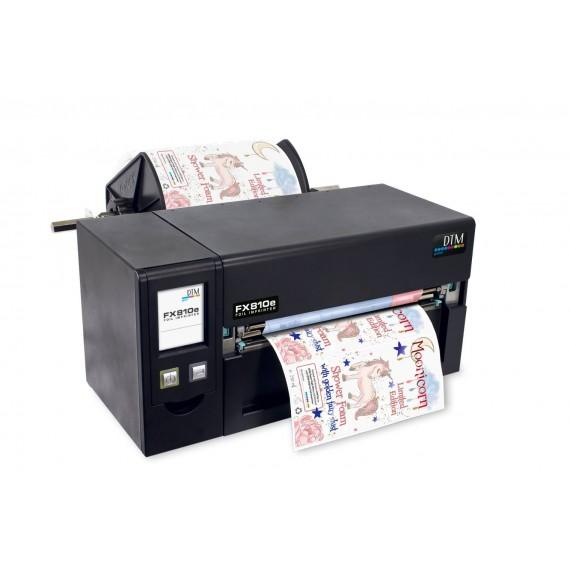 DTM FX810E stampante termica etichette