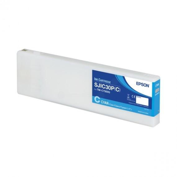 Cartuccia colore CIANO per C7500