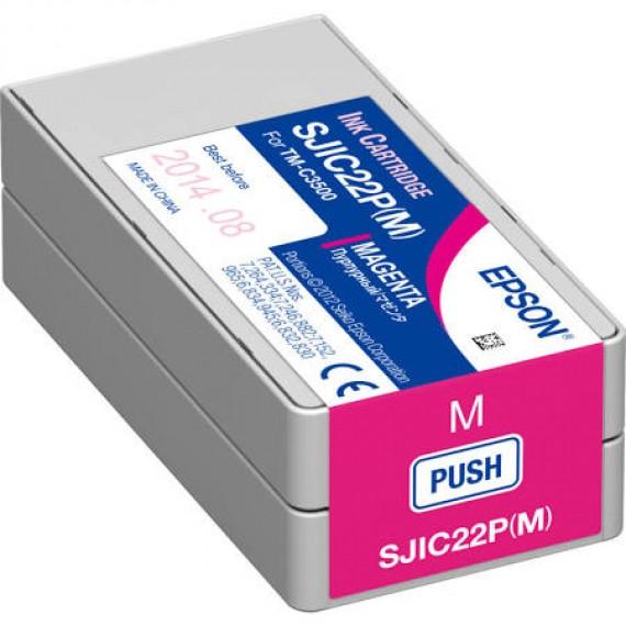 Cartuccia MAGENTA per TM-C3500