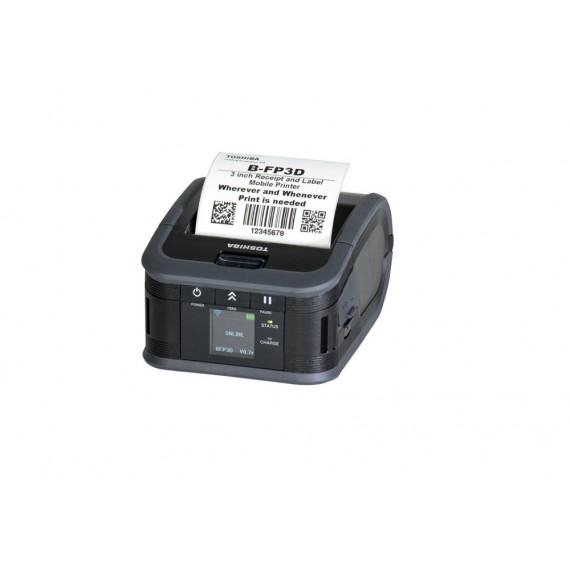 Toshiba B-FP3D Stampante termica portatile per etichette