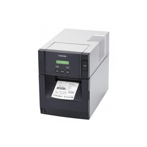 Toshiba B-SA4T Stampante termica per etichette Metallo 203 dpi