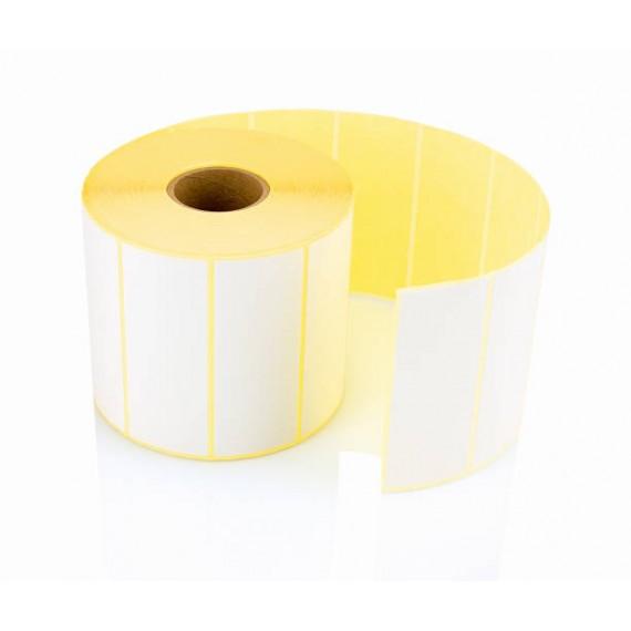 Confezione da 4 rotoli di etichette in bobina 100x100 mm Vellum