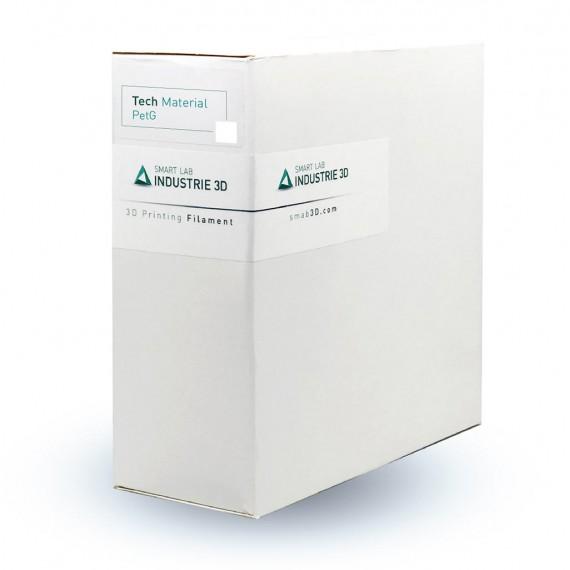 Filamento per Stampante 3D in PETG bianco