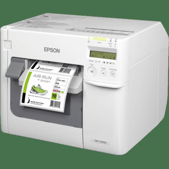 Epson TM C3500 Stampante etichette e cartellini a colori
