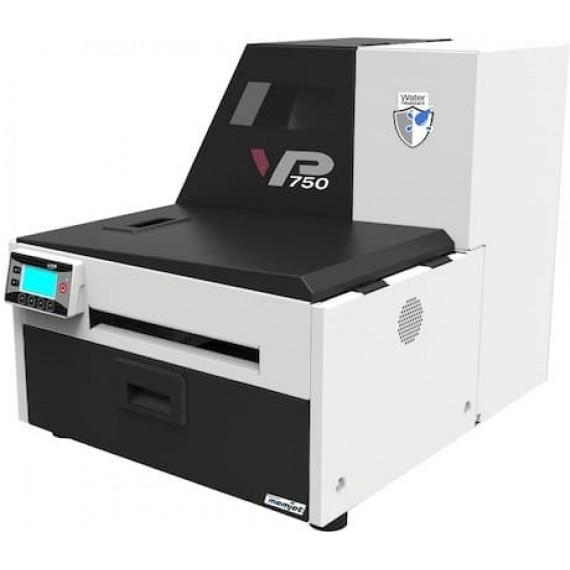 Stampante per etichette in bobina VP Color 750