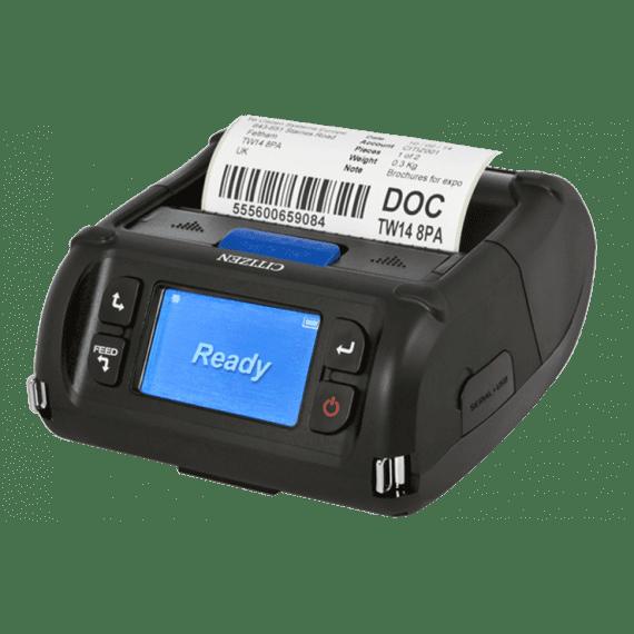 Citizen CMP-40L Stampante portatile per etichette
