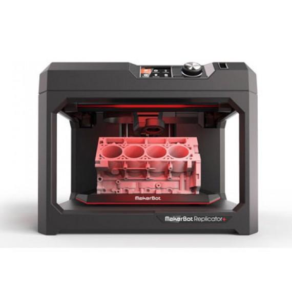 Stampante 3D Makerbot replicator plus